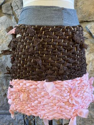Hand Woven Skirt