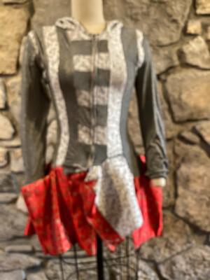 Hoodie jacket Dress