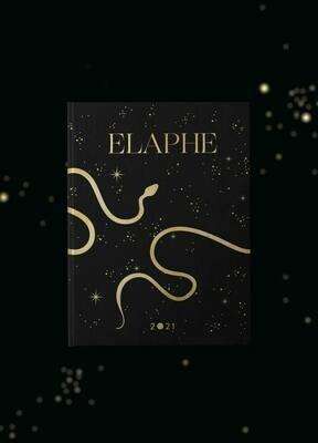 Cocorrina ELAPHE 2021 13-Month Planner