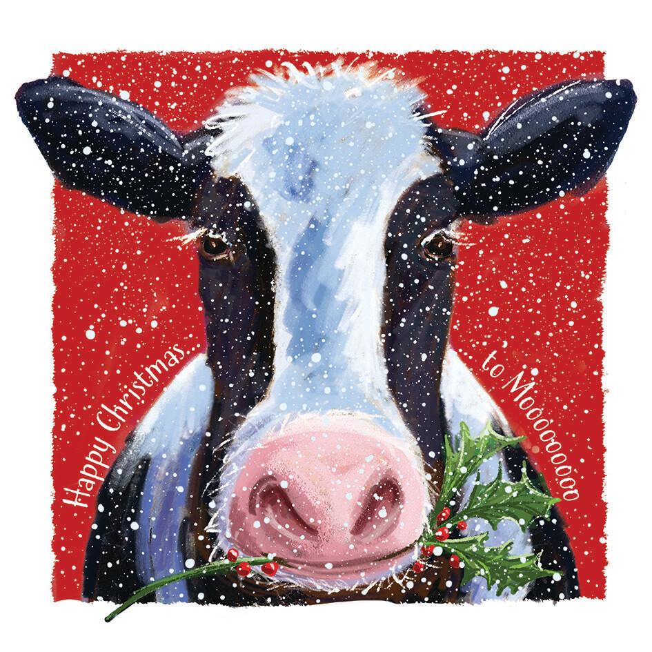 Happy Christmas to Mooo