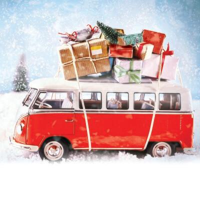 Camper Van 10 pack
