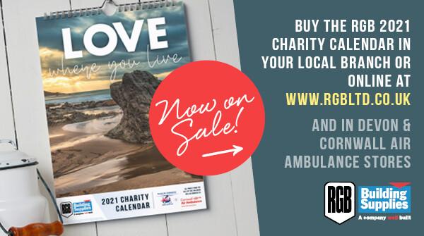RGB Charity Calendar 2021