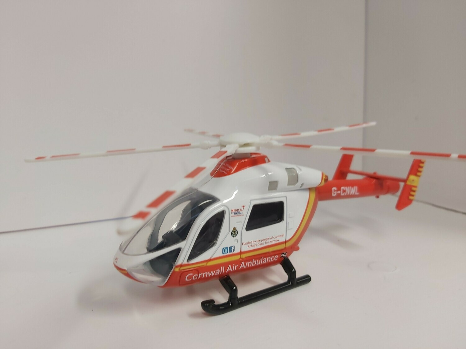 Model GCNWL Helicopter
