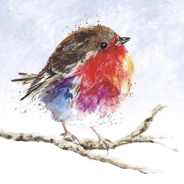Fluffy Robin x 10
