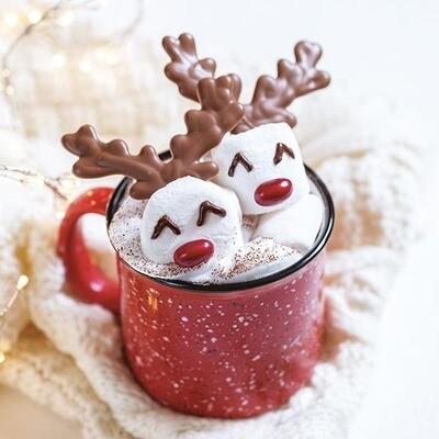 Mellow Reindeer x 10