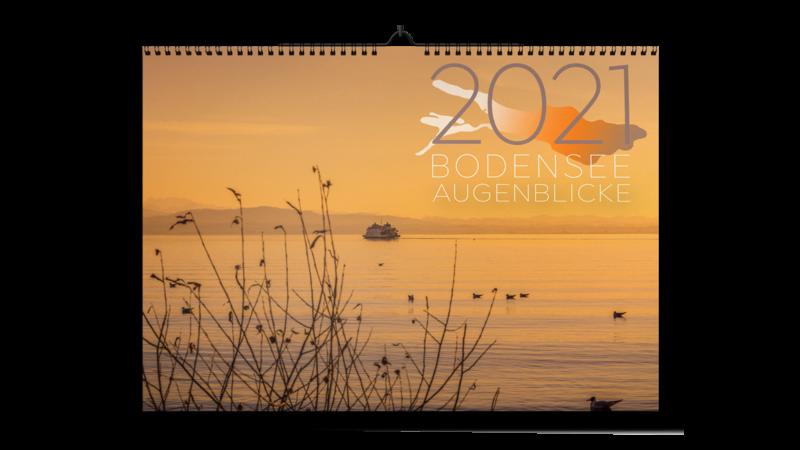 Bodensee Augenblicke Kalender 2021