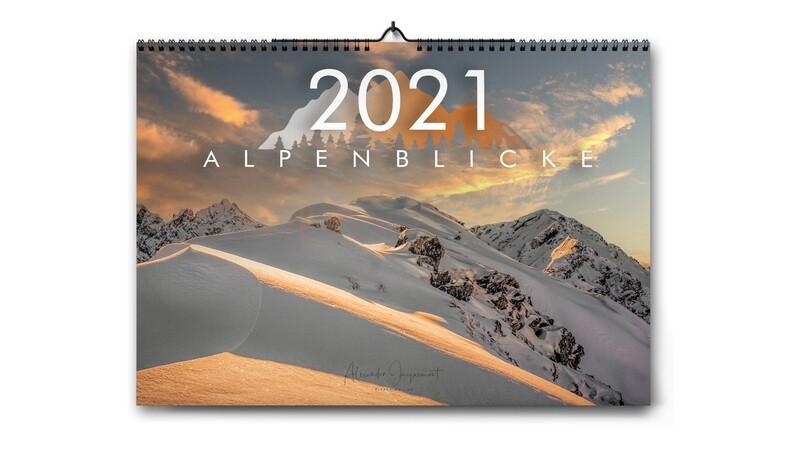 Alpenblicke Kalender 2021