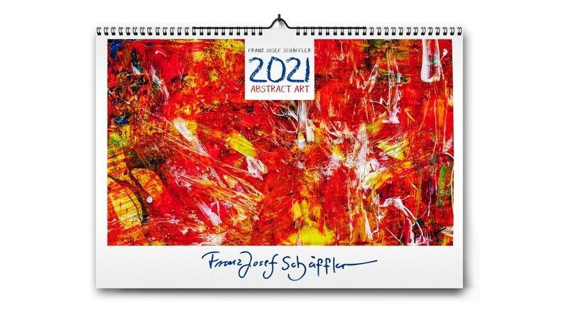 Abstract Art Kalender 2021