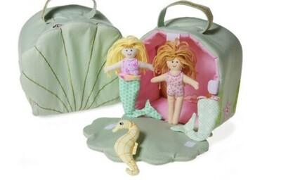 Oskar&Ellen Mermaid Play Bag