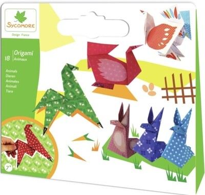 Animal Origami By Sycomore