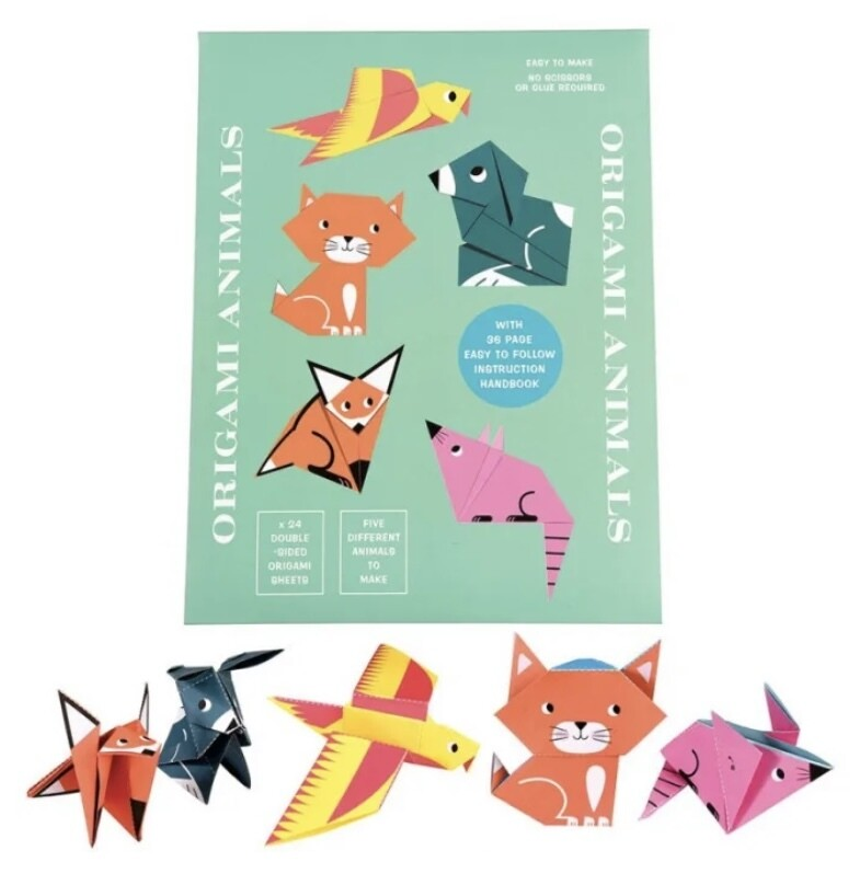 Origami Animals By Rex London