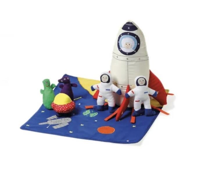 Oskar&Ellen Space Rocket