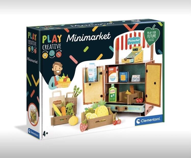Mini Market By Clementoni
