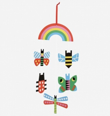 Bugs Decorative Mobile