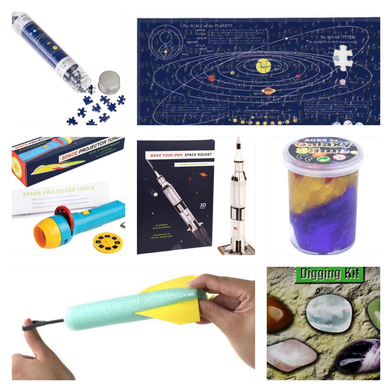 Space Adventure Busy Bundle