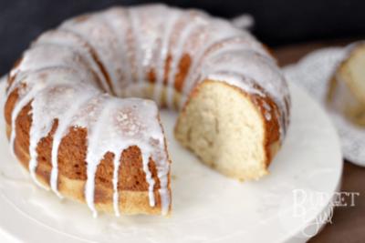Kentucky Bourbon Butter Cake