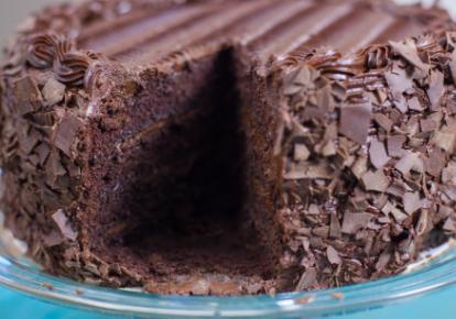 Triple Chocolate Cake (8 inch)