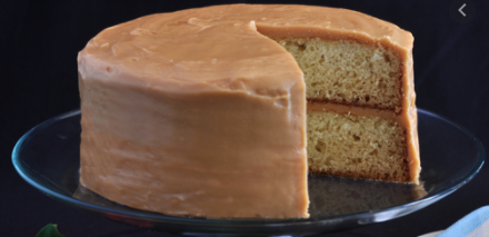 Caramel Cake (8 inch)