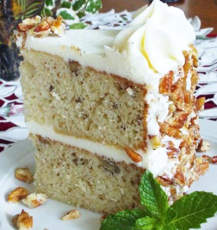Italian Cream Cake (8 inch)