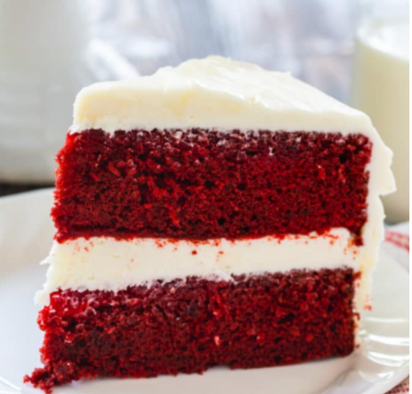 Red Velvet Cake with Cream Cheese Icing (6 inches)