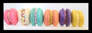 A taste of France - 25 Macarons