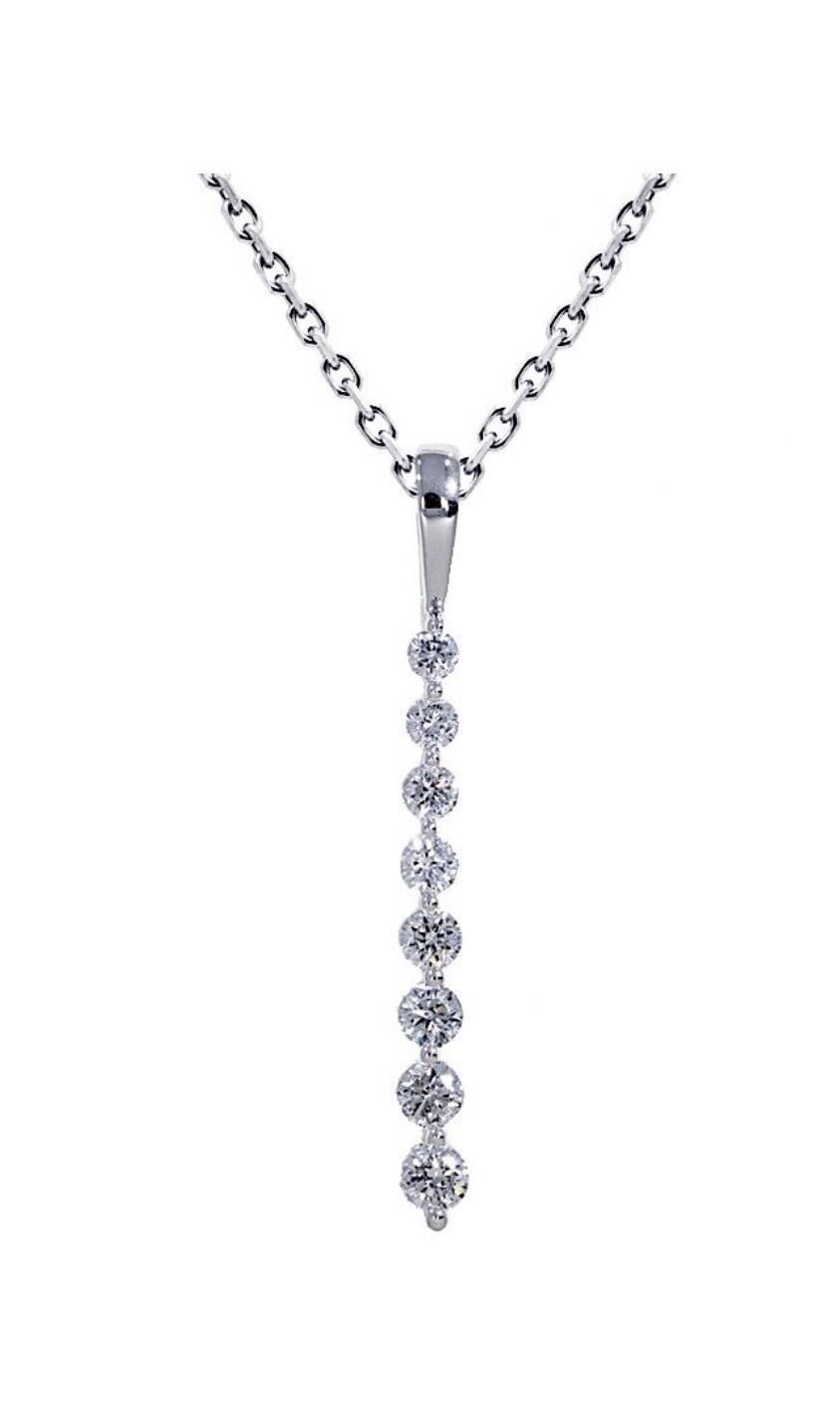 14K 1/3 Ctw Diamond Pendant
