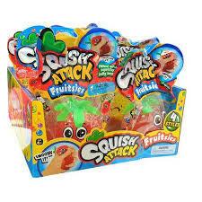 SQUISH ATTACK FRUITSIES