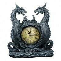DRAGONSTAR CLOCK