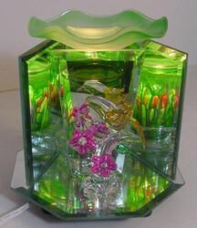 BIRD GLASS FRAGRANCE LAMP