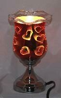 3D HEART FRAGRANCE LAMP