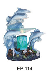 DOLPHIN FRAGRANCE LAMP