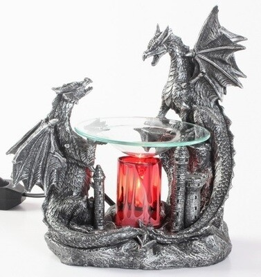 DBL RED DRAGON FRAGRANCE LAMP