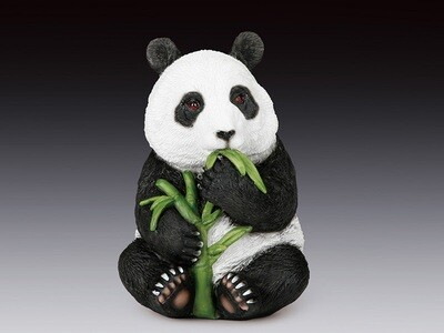 PANDA W/BAMBOO