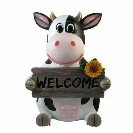FUNNY FARM WELCOME