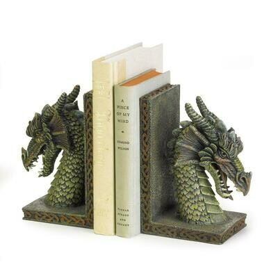DRAGON BOOKENDS