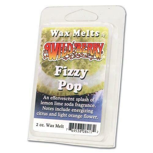 FIZZY POP WAX MELT