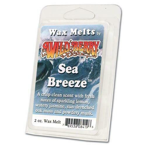 SEA BREEZE WAX MELT