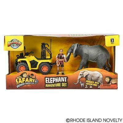 ELEPHANT ADVENTURE SET