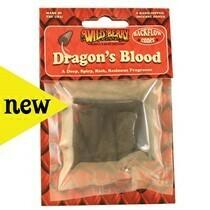 WILD BERRY DRAGONS BLOOD BACKFLOW CONES