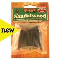 WILD BERRY SANDALWOOD BACKFLOW CONES