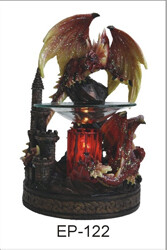 RED DRAGON FRAGRANCE LAMP