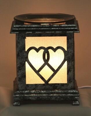 SQ HEART FRAGRANCE LAMP