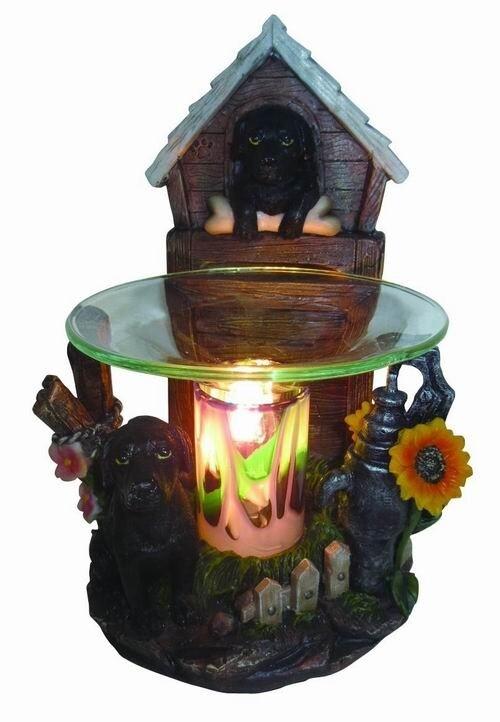 BLACK DOG FRAGRANCE LAMP