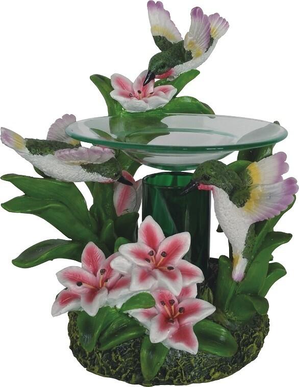 HUMMINGBIRD FRAGRANCE LAMP