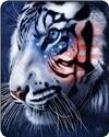 PATRIOTIC TIGER FAUX FUR