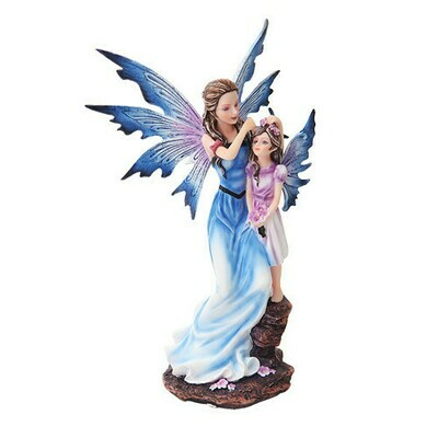 MOTHER AND BABY FAIRY
