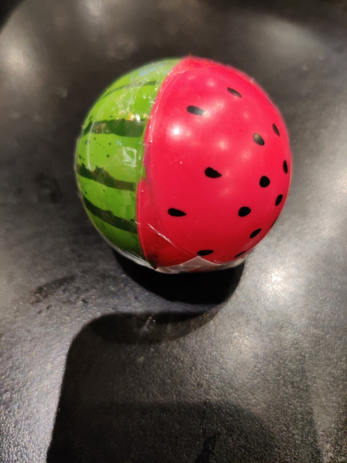 45MM WATERMELON BOUNCY BALL