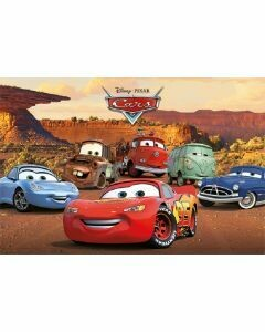 CARS CHARACTERS ROLLED