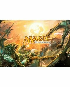 MAGIC THE GATHERING ROLLED