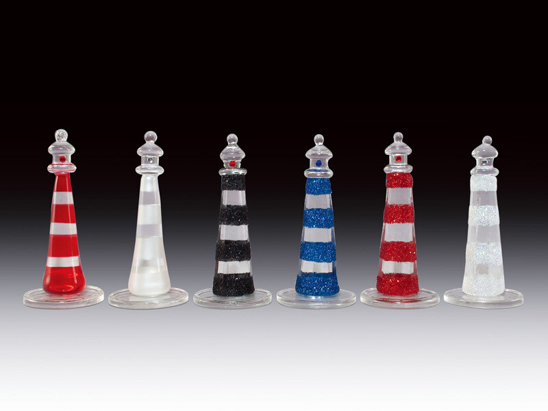 ASSORTED LIGHTHOUSES